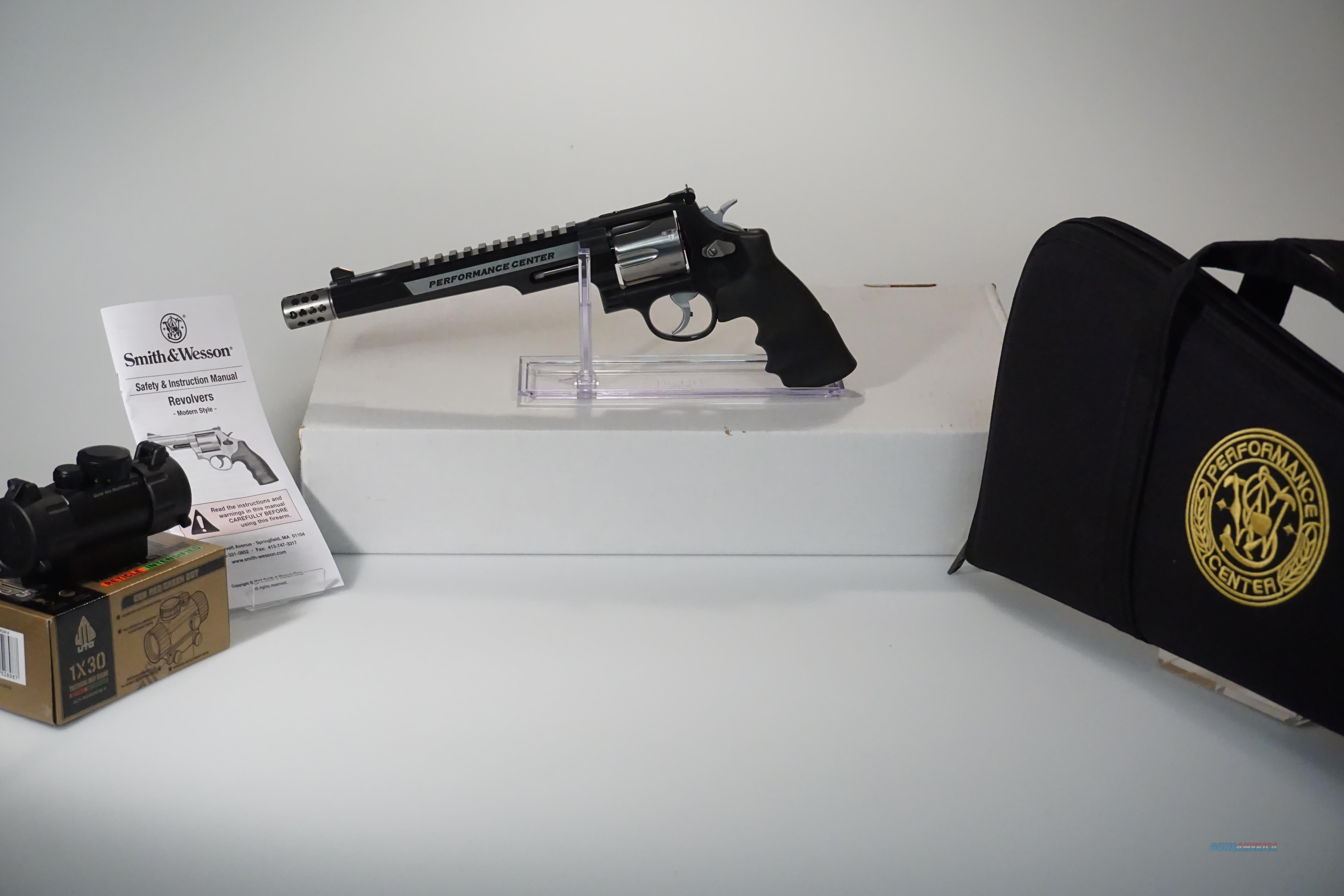 Smith and Wesson Model 629 Hunter .44mag BNIB  Guns > Pistols > Smith & Wesson Revolvers > Performance Center