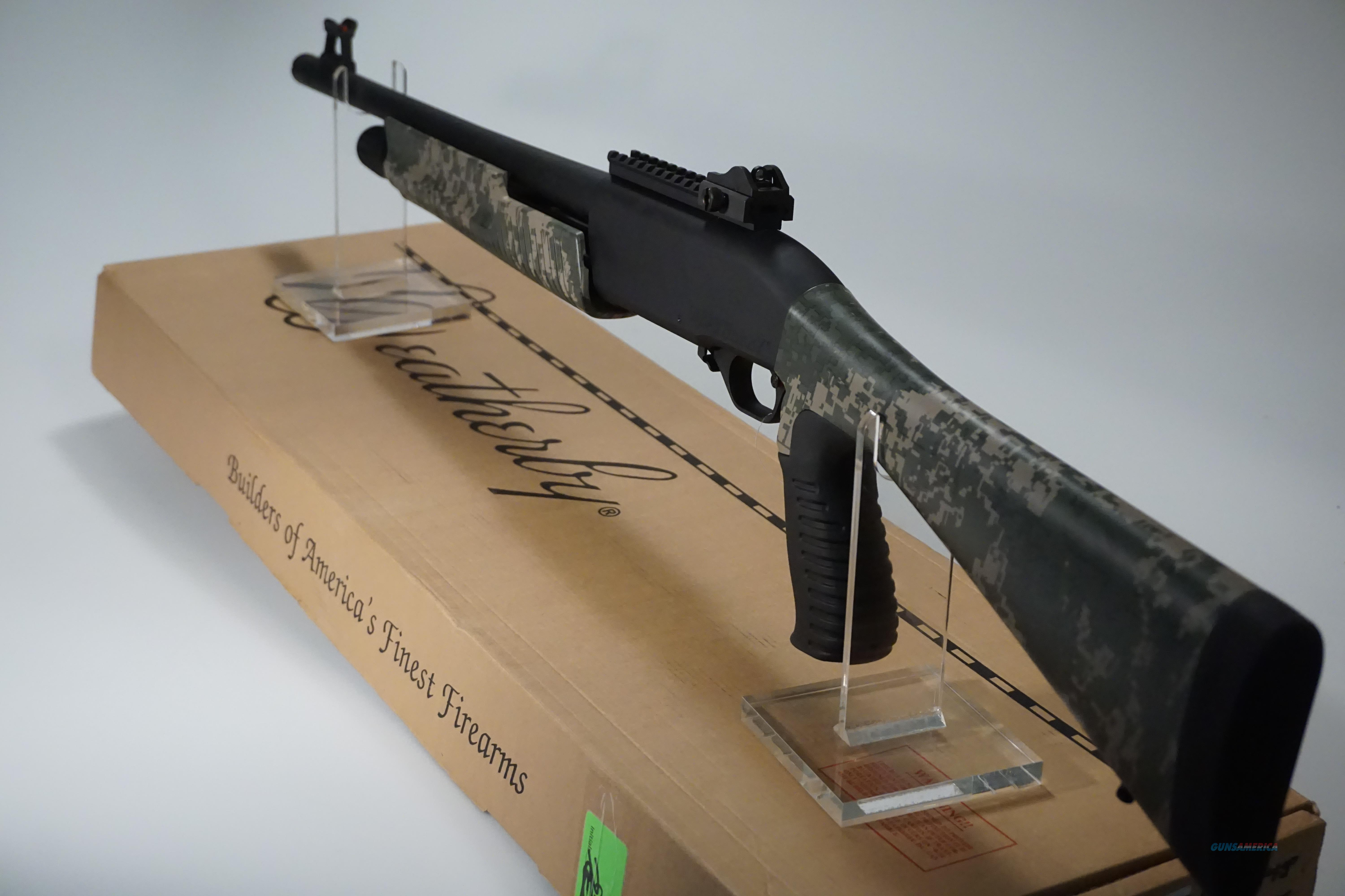 Weatherby PA-459 12GA BNIB  Guns > Shotguns > Weatherby Shotguns > Pump