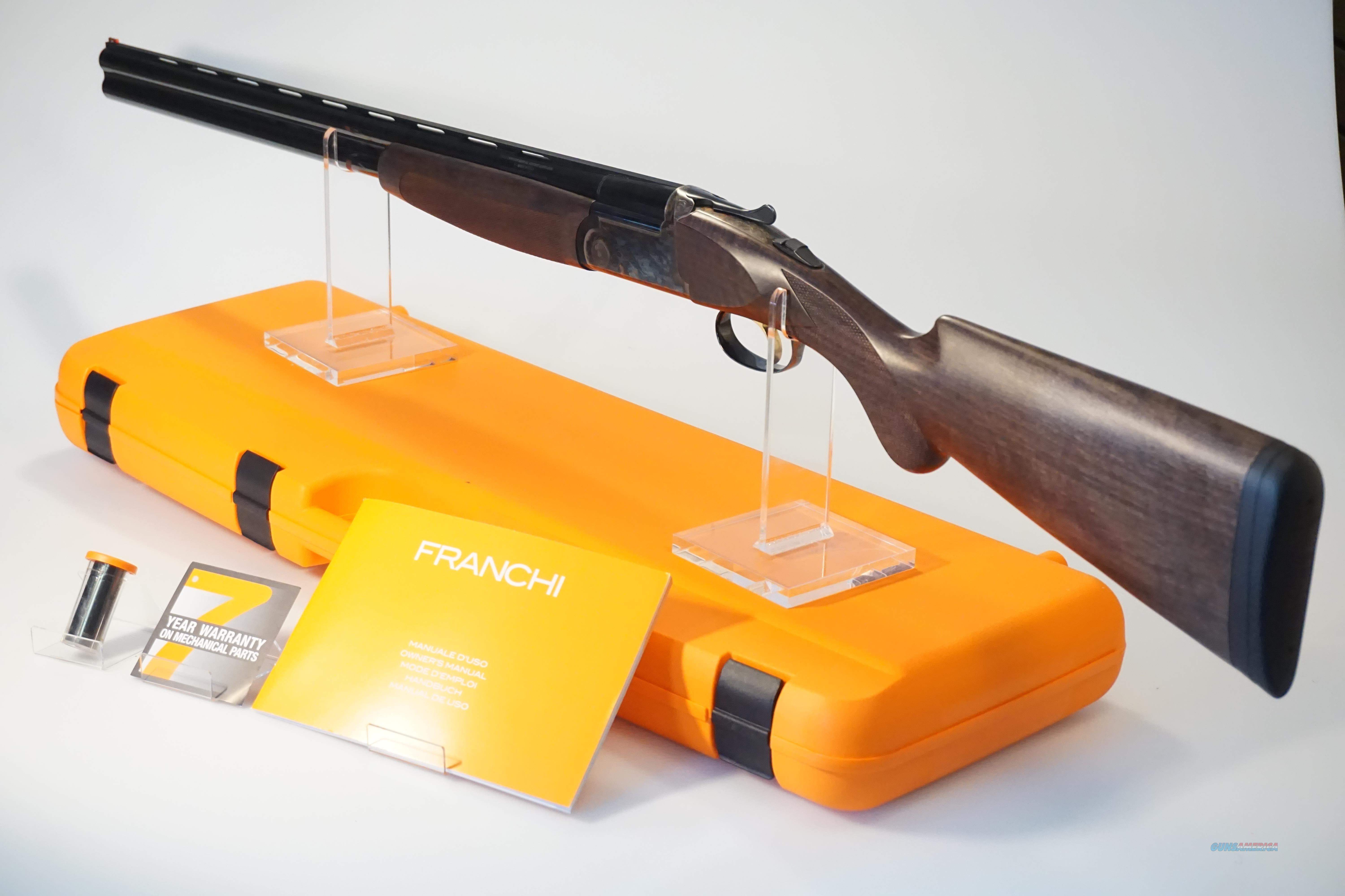 Franchi Instinct L 12ga BNIB  Guns > Shotguns > Franchi Shotguns > Over/Under > Trap/Skeet