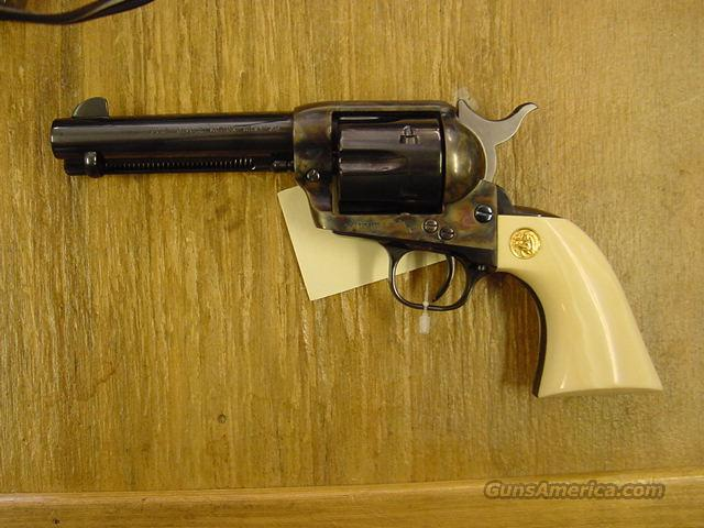 COLT SAA JJ-19-25  Guns > Pistols > Colt Single Action Revolvers - 3rd Gen.