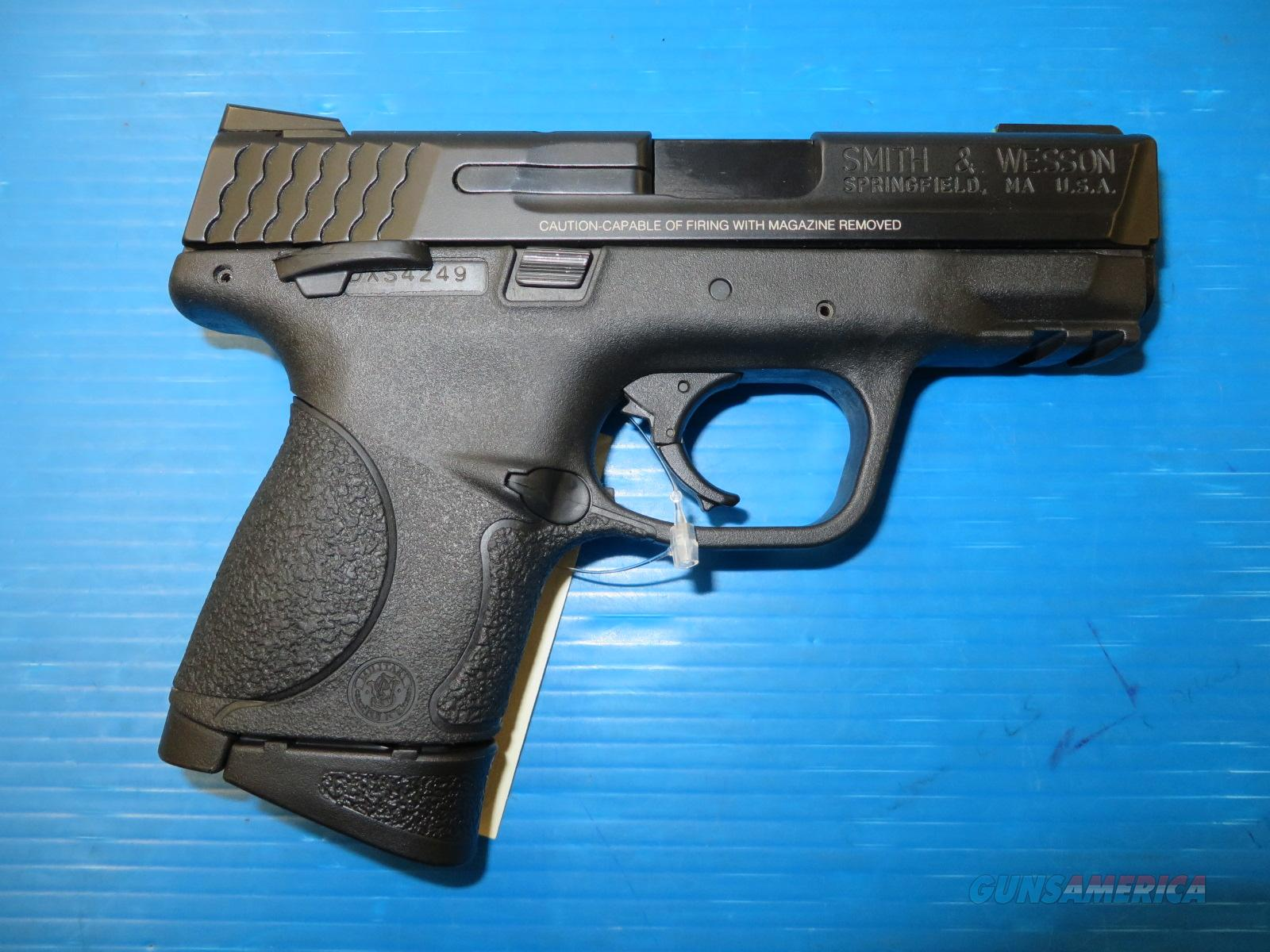 SMITH AND WESSON M&P 9C  Guns > Pistols > Smith & Wesson Pistols - Autos > Polymer Frame