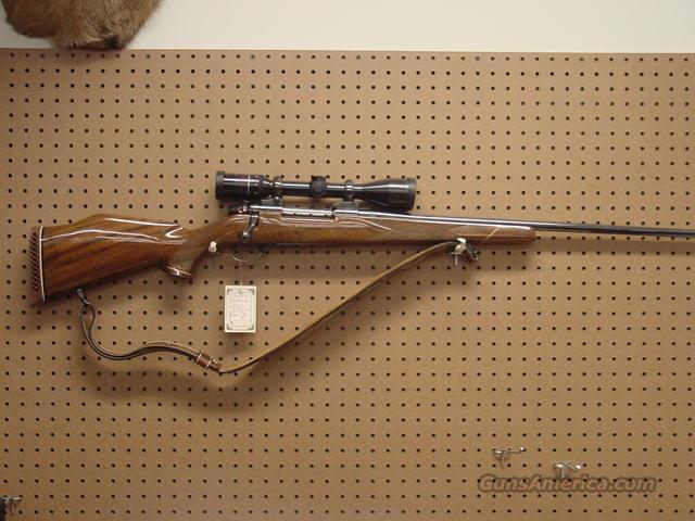 WEATHERBY MARK V JJ-19-3  Guns > Rifles > Weatherby Rifles > Sporting