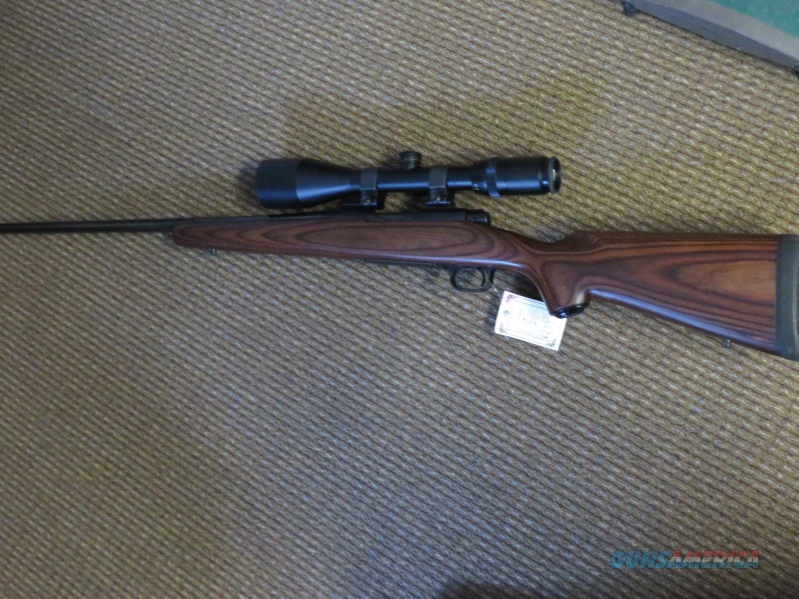 WINCHESTER MODEL 70 *MINT CONDITION/EUROLEX SCOPE*  Guns > Rifles > Winchester Rifles - Modern Bolt/Auto/Single > Model 70 > Post-64