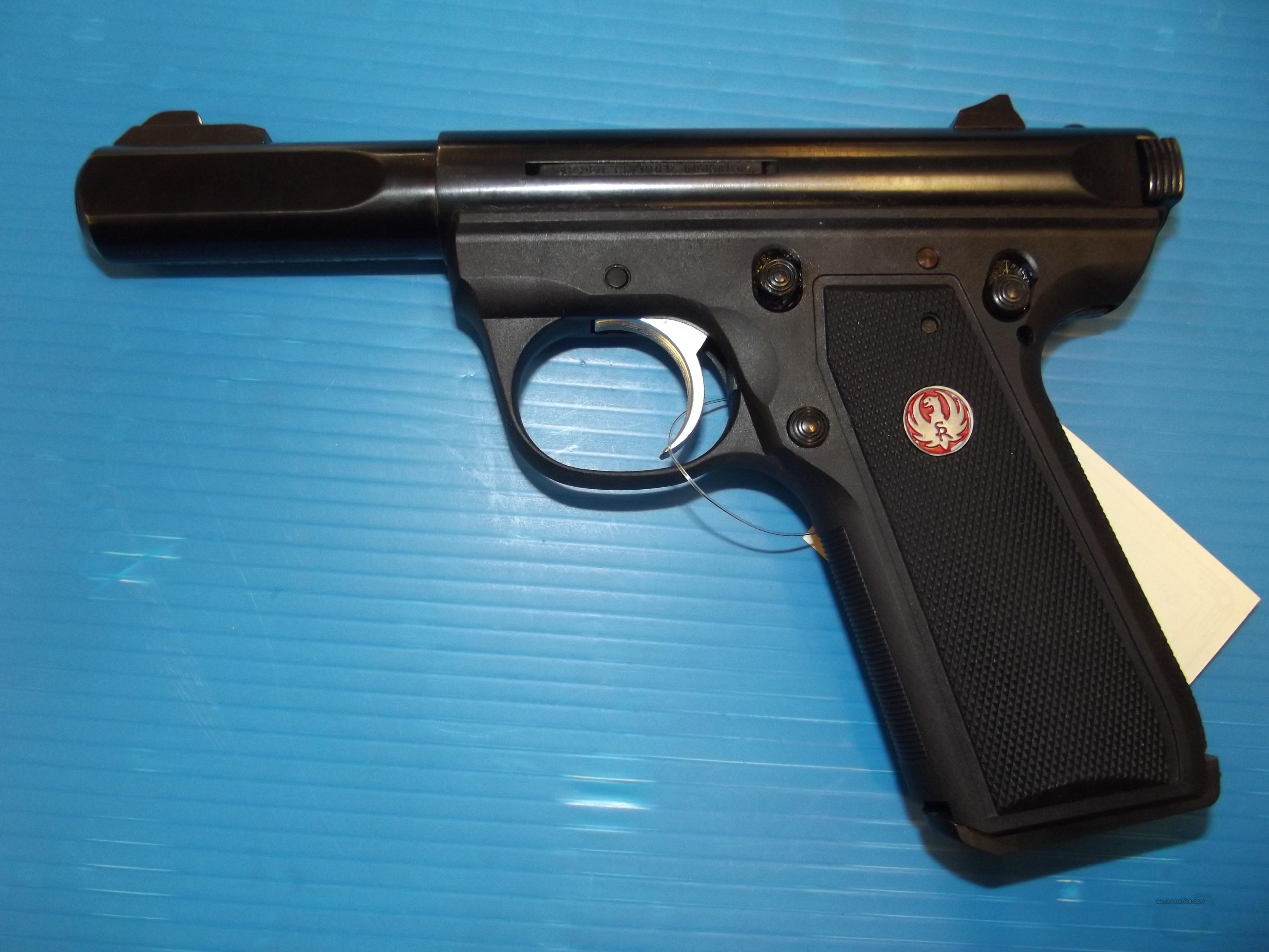 RUGER 22/45 MKIII WW-4-3  Guns > Pistols > Ruger Semi-Auto Pistols > Mark I & II Family