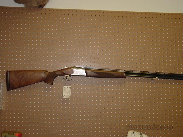 BROWNING 525 FIELD NN-3-3  Guns > Shotguns > Browning Shotguns > Over Unders > Other OU > Hunting