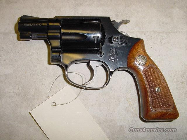 S&W  36  SS-10-18  Guns > Pistols > Smith & Wesson Revolvers > Full Frame Revolver