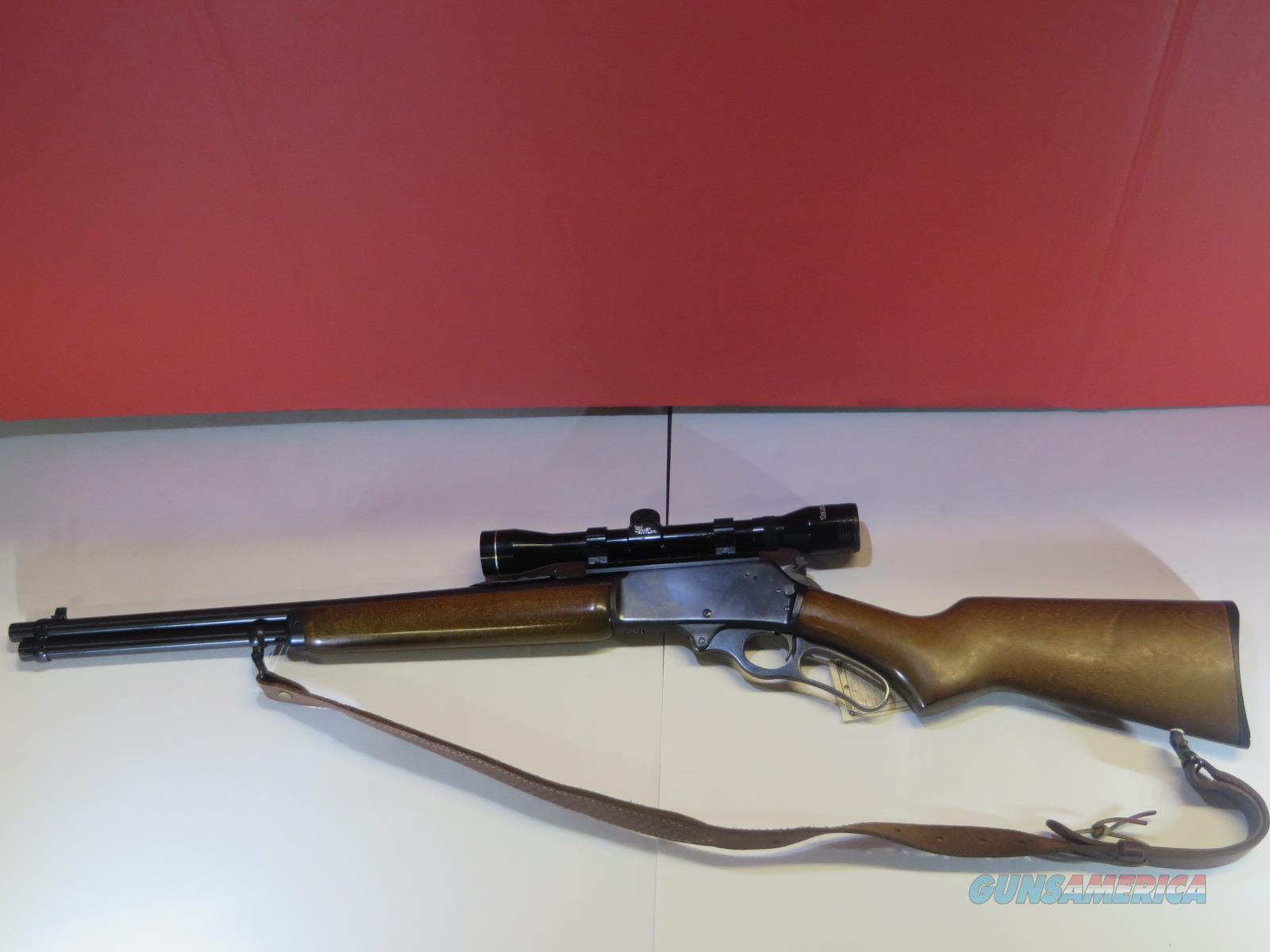 MARLIN 30AS 30-30WIN *MICRO GROOVE BARREL*  Guns > Rifles > Marlin Rifles > Modern > Lever Action