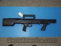 MOSSBERG BULLPUP 12GA  Guns > Shotguns > Mossberg Shotguns > Pump > Tactical