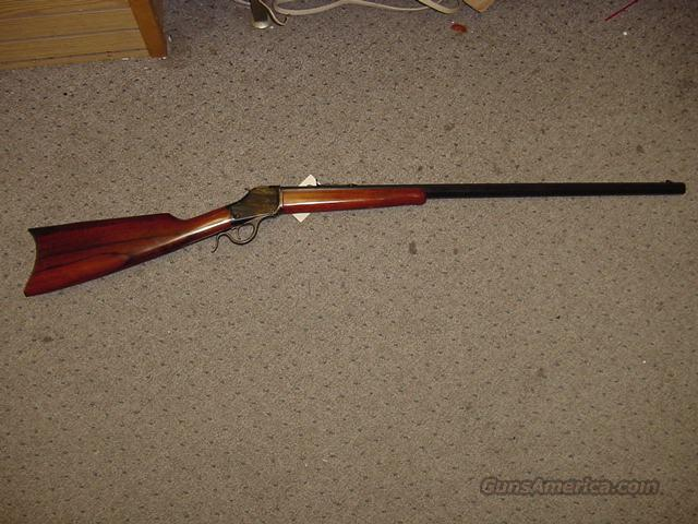 UBERTI 1885 OO-13-3  Guns > Rifles > Uberti Rifles > Single Shot