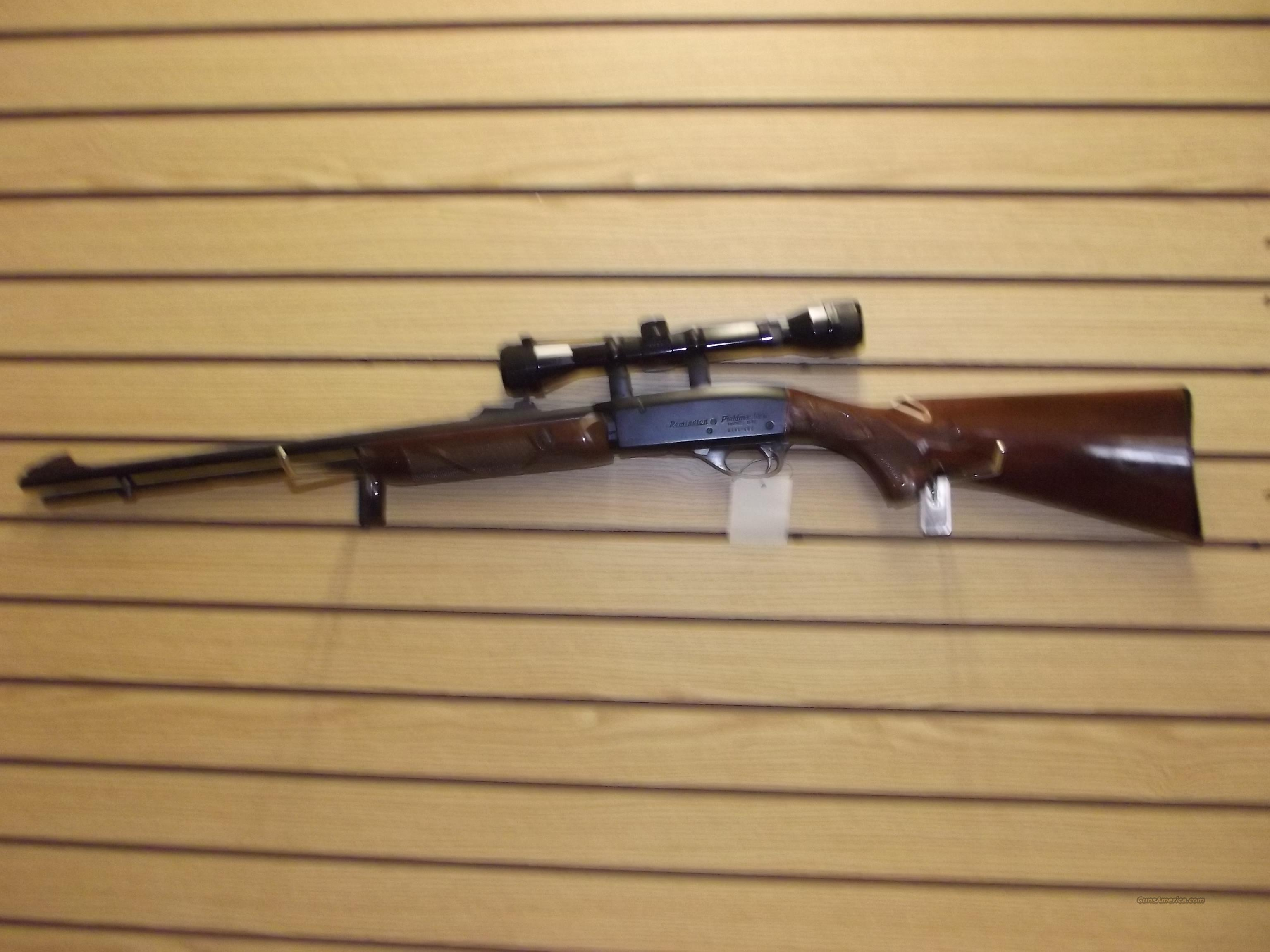 REMINGTON MODEL 572  Guns > Rifles > Remington Rifles - Modern > .22 Rimfire Models