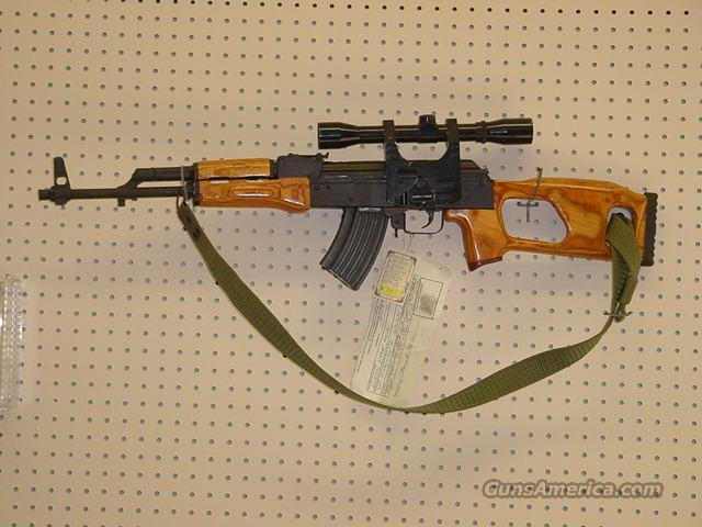 ROMARM/CUGIR 99 SS-4-12  Guns > Rifles > AK-47 Rifles (and copies) > Full Stock
