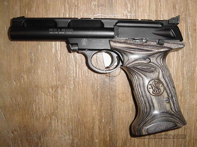 S&W 22A JJ-12-2  Guns > Pistols > Smith & Wesson Pistols - Autos > Steel Frame