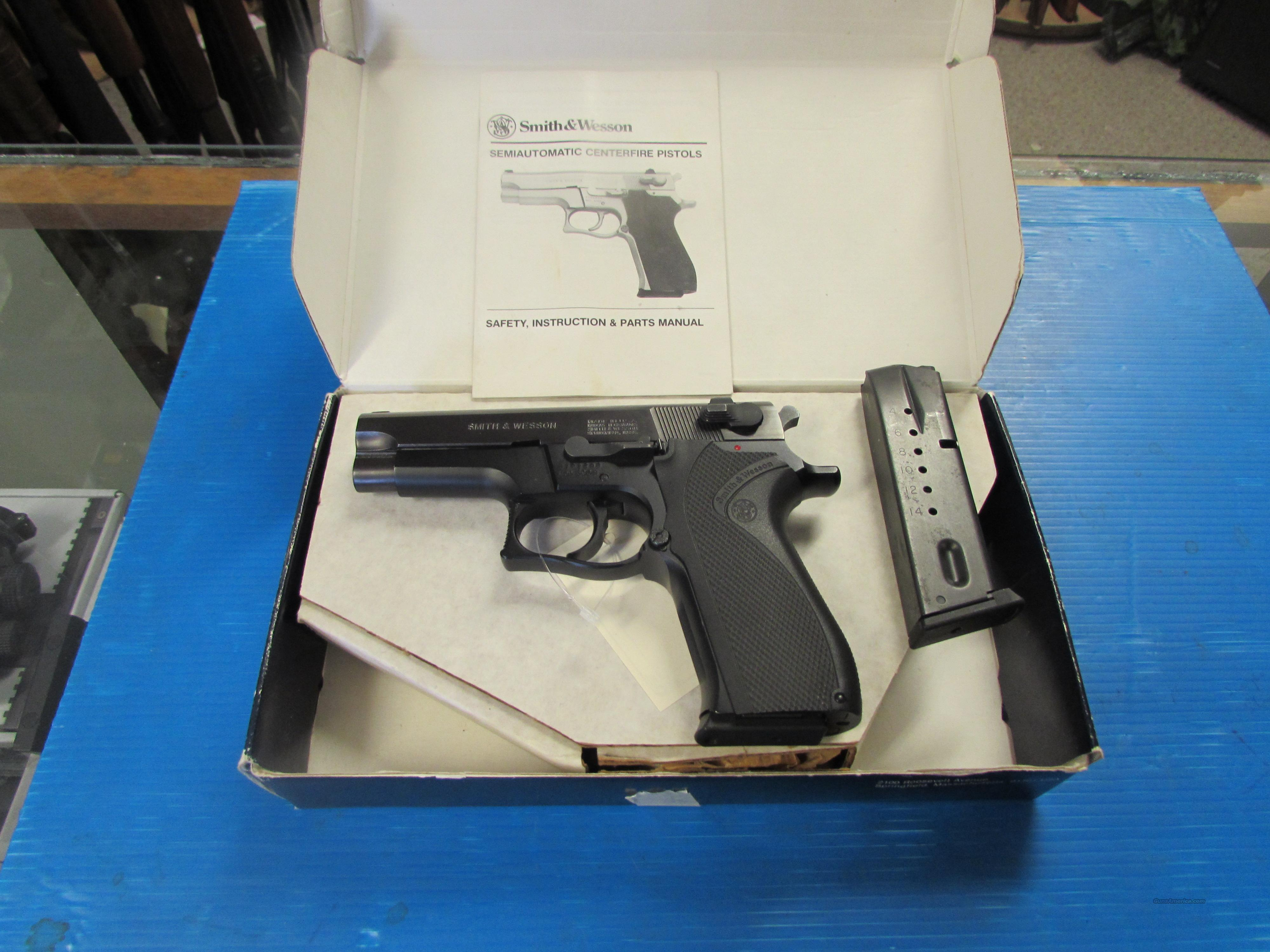 S&W 5904 9MM GGG-3-3  Guns > Pistols > Smith & Wesson Pistols - Autos > Alloy Frame