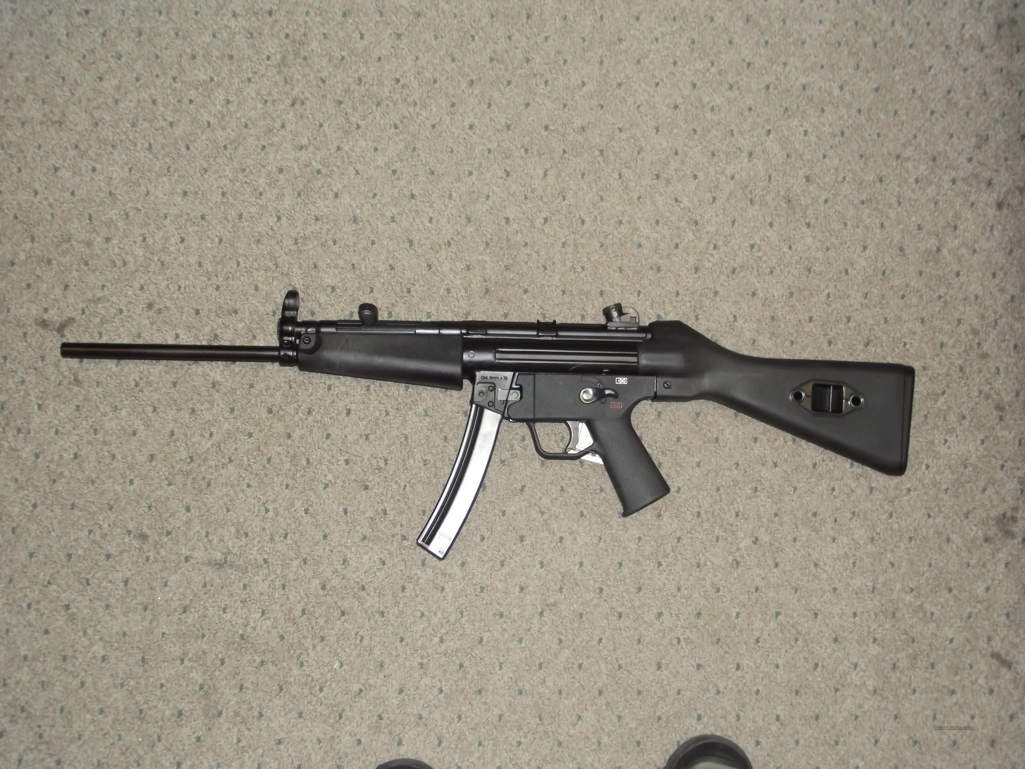 COHARIE (HK MP5 CLONE)  Guns > Rifles > Heckler & Koch Rifles > Tactical