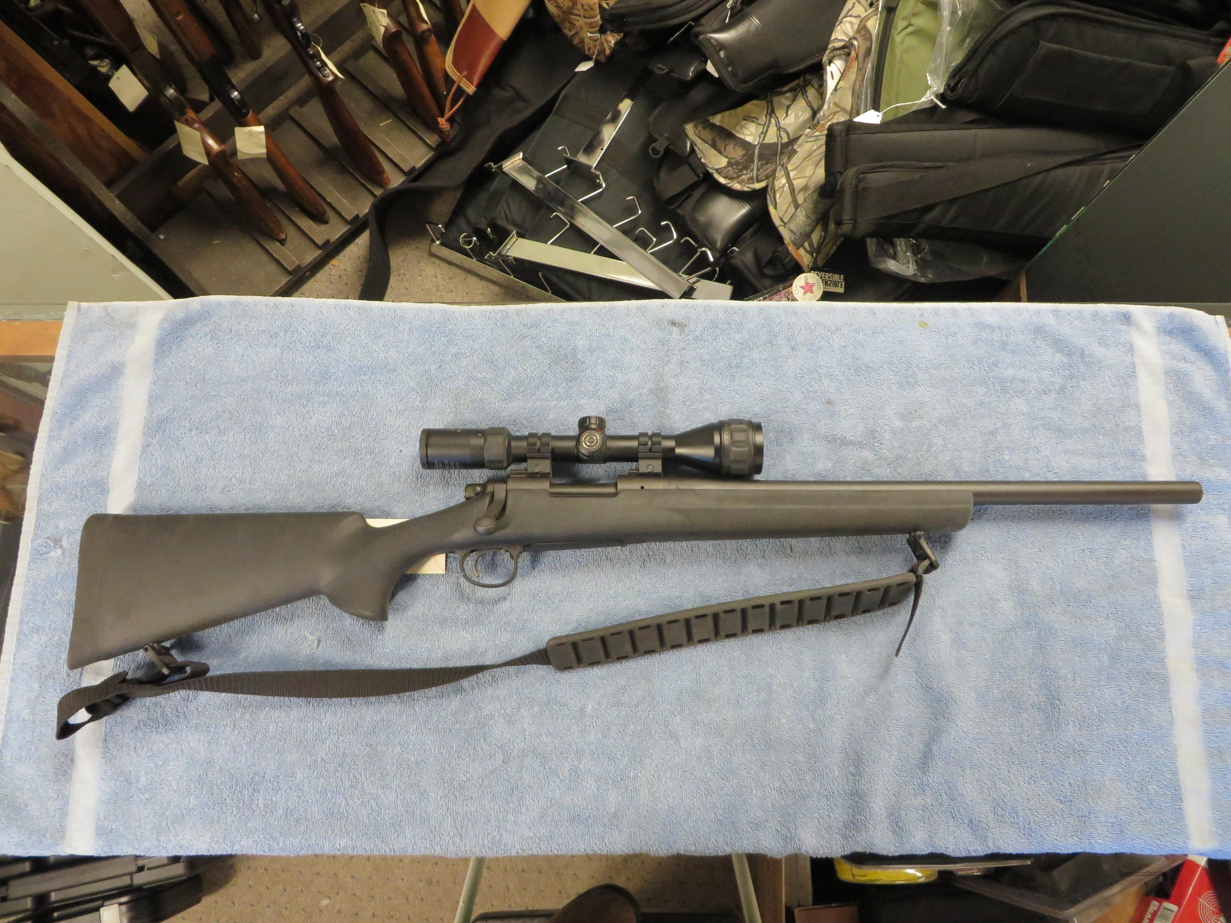 REMINGTON MODEL 700 SPS 308 WIN DDD-9-5  Guns > Rifles > Remington Rifles - Modern > Model 700 > Tactical
