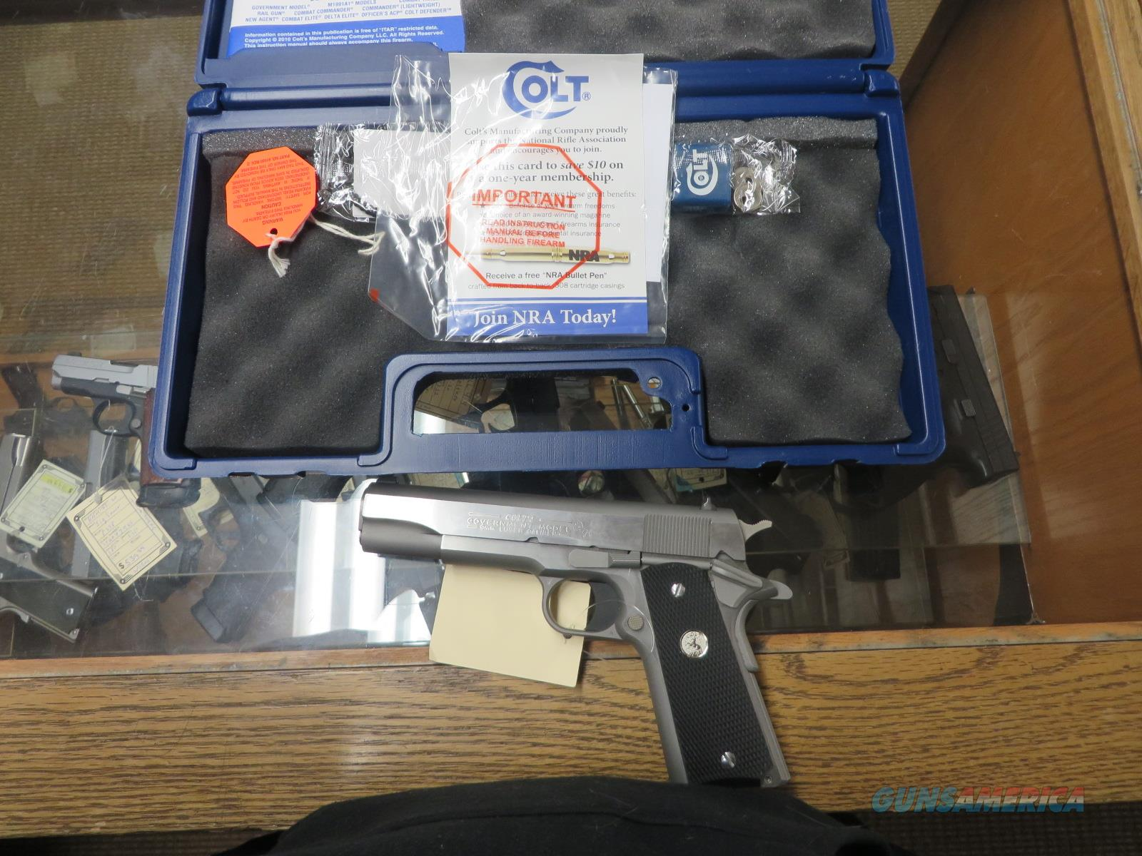 Colt 1911 9mm *LIKE NEW*  Guns > Pistols > Colt Automatic Pistols (1911 & Var)