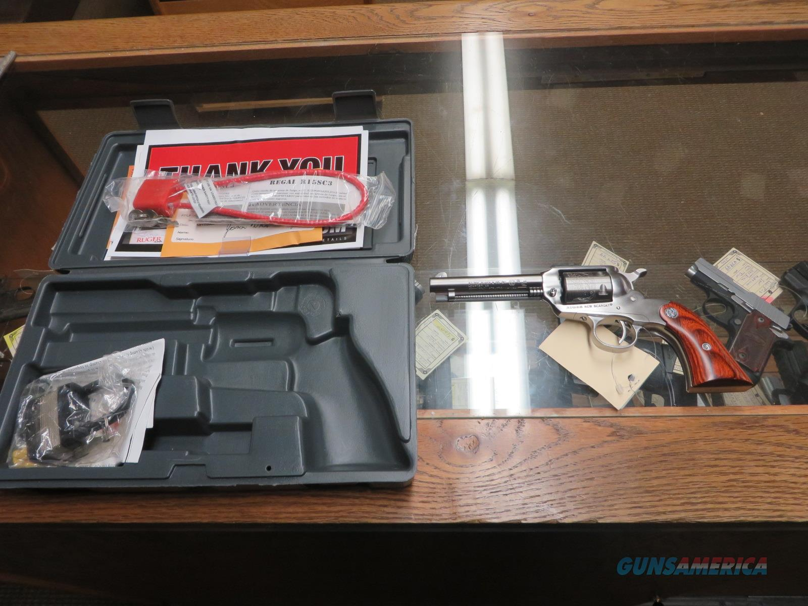Ruger Bearcut 22LR  Guns > Pistols > Ruger Single Action Revolvers > Bearcat