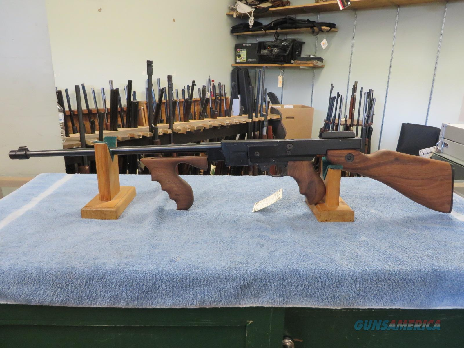 RUGER 10/22 THOMPSON STYLE 22LR GGG-11-21  Guns > Rifles > Ruger Rifles > 10-22