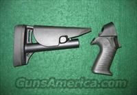 Benelli M4 Collapsible Stock NEW  Non-Guns > Gun Parts > Stocks > Polymer