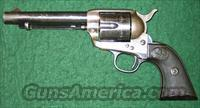 Colt SAA 1st Gen 32-20 Single Action Army 1907  Guns > Pistols > Colt Single Action Revolvers - 1st Gen.