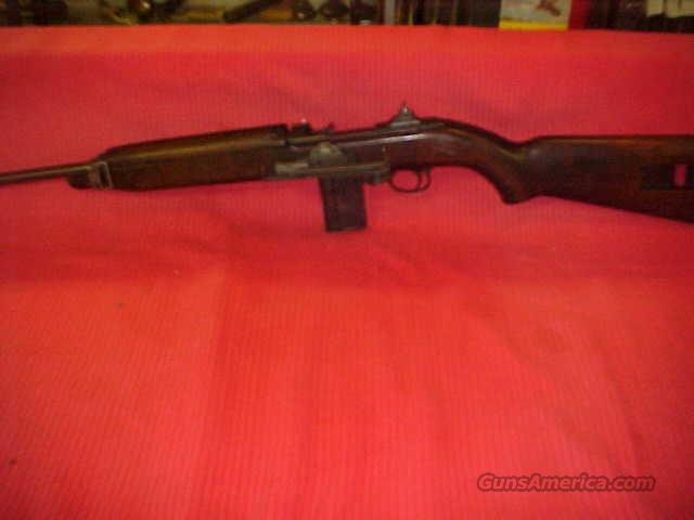 RARE STANDARD PRODUCTS M1 CARBINE W. GRENADE M15 SIGHT  2-43 INLAND BARREL  Guns > Rifles > Military Misc. Rifles US > M1 Carbine