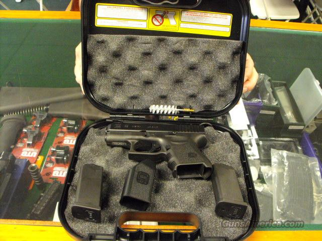 GLOCK 39  Guns > Pistols > Glock Pistols > 38/39