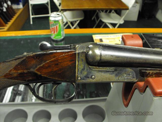 Aguirre & Aranzabal  Guns > Shotguns > A Misc Shotguns