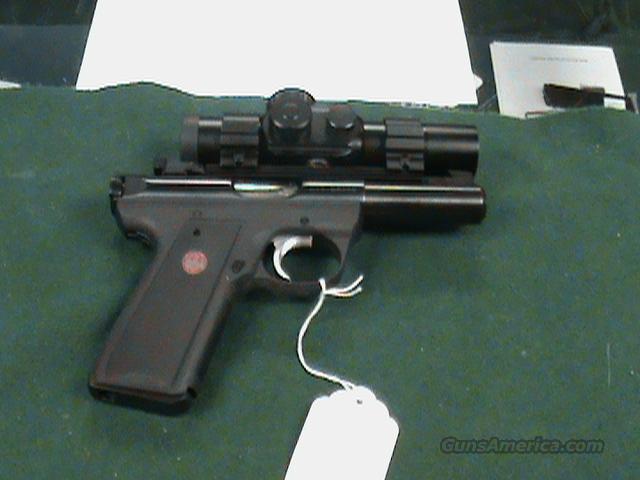 RUGER  Guns > Pistols > Ruger Semi-Auto Pistols > Mark II Family