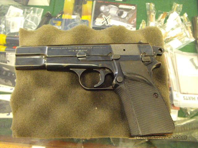 BROWNING HI-POWER  Guns > Pistols > Browning Pistols > Hi Power