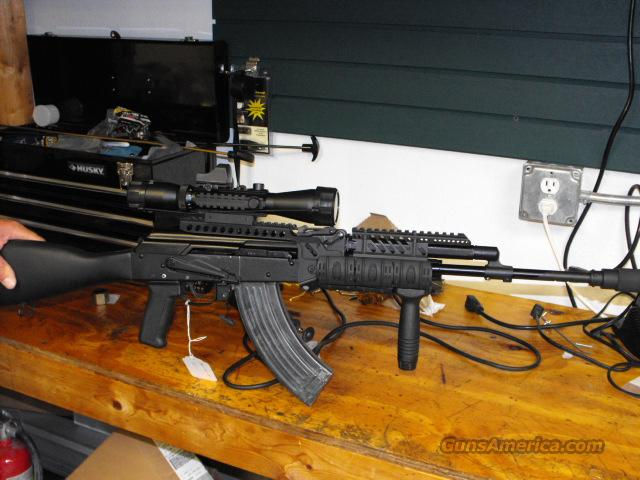 SAIGA  Guns > Rifles > Saiga Rifles