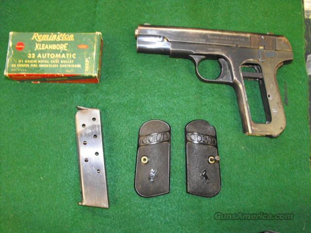 Colt Automatic Pistol  Guns > Pistols > Colt Automatic Pistols (.25, .32, & .380 cal)