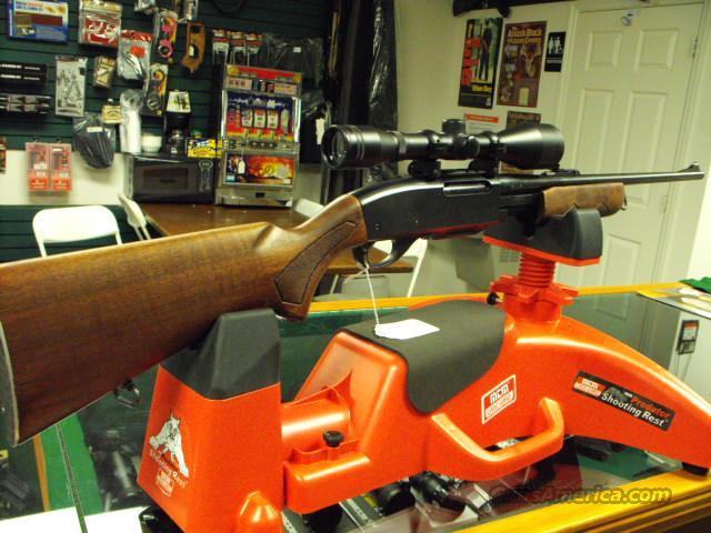 Remington 760  Guns > Rifles > Remington Rifles - Modern > Non-Model 700