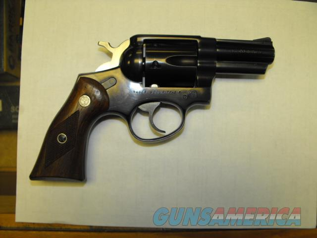 RUGER  Guns > Pistols > Ruger Double Action Revolver > Security Six Type