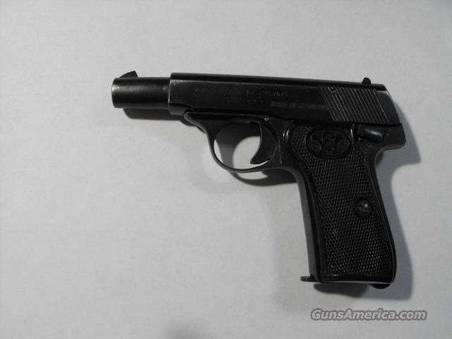 WALTHER MODEL 7  Guns > Pistols > Walther Pistols > Pre-1945 > Other