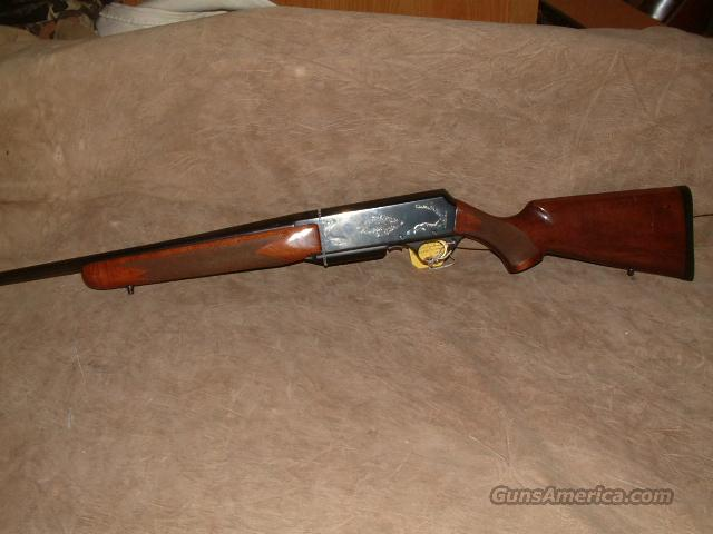 Browning Bar Safari II  Guns > Rifles > Browning Rifles > Semi Auto > Hunting