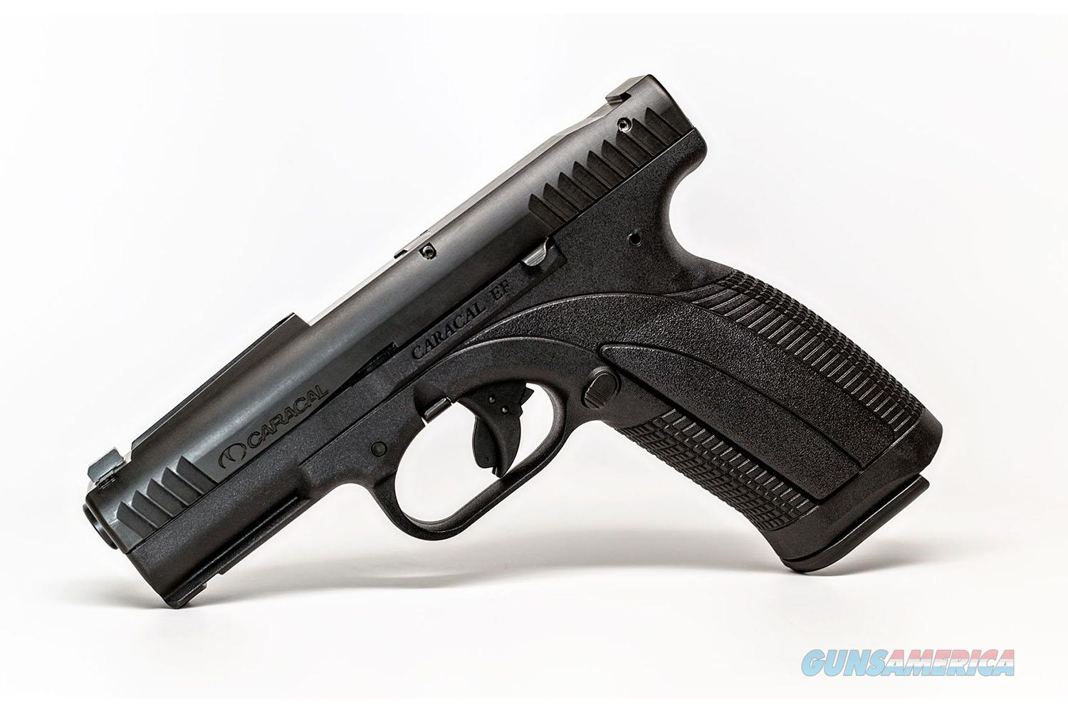 Caracal Enhanced F - Limited Edition Quick Sites  Guns > Pistols > Caracal Pistols > Enhanced F/C
