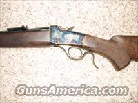 Browning 1885 Low Wall 32-20  Guns > Rifles > Browning Rifles > Singe Shot