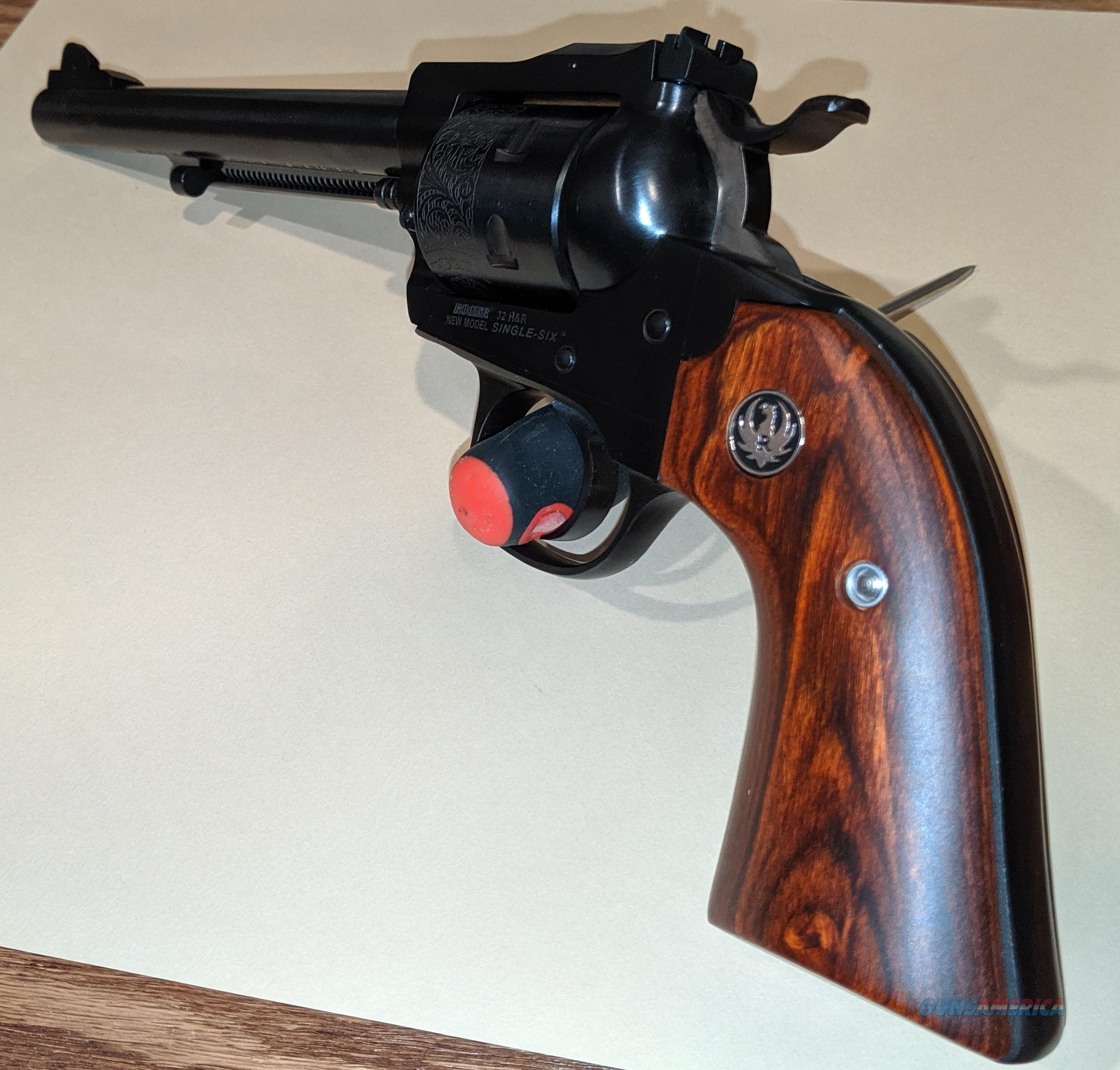 Ruger Single Six Bisley .32 H&R  Guns > Pistols > Ruger Single Action Revolvers > Single Six Type