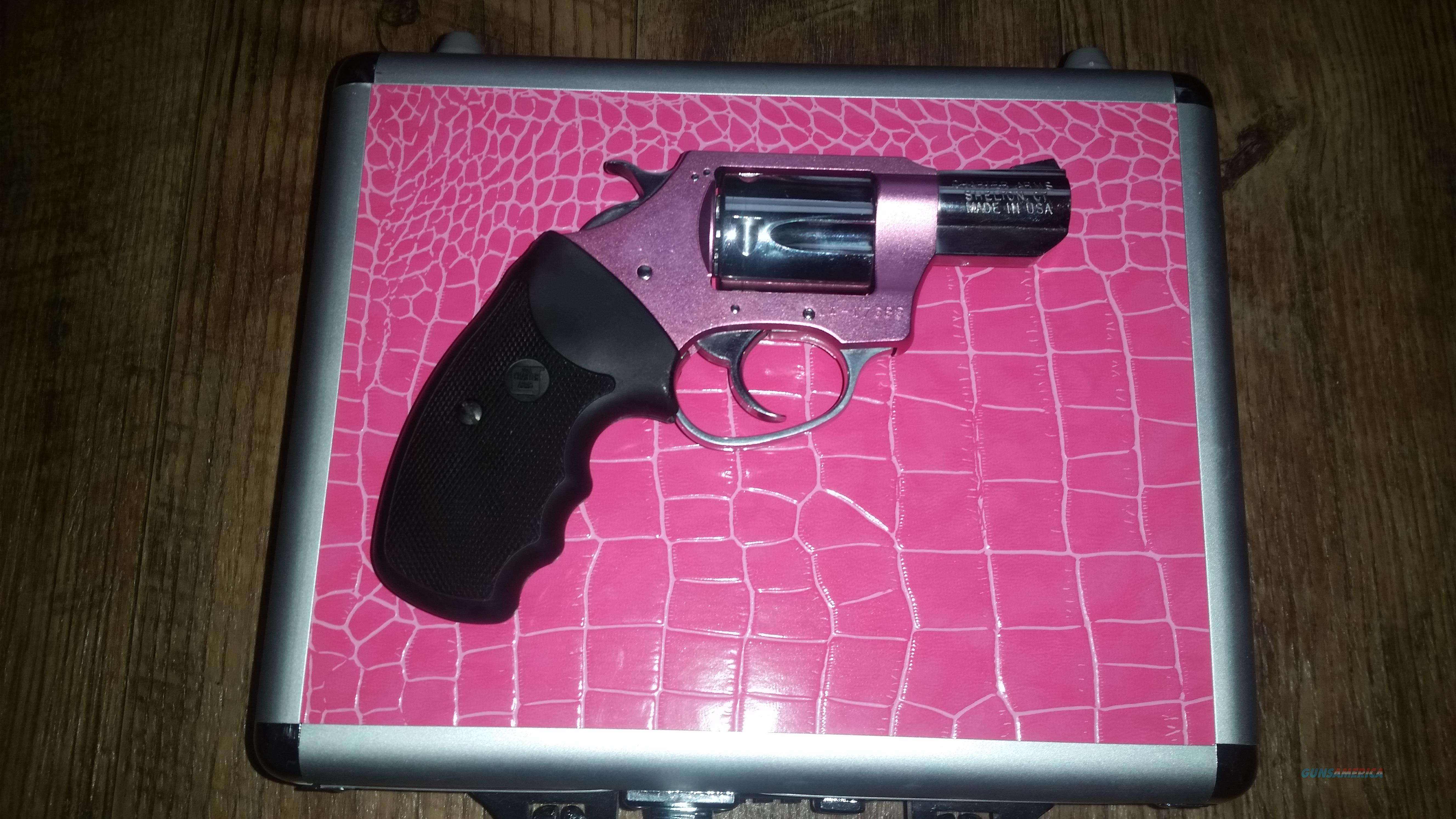 Charter Arms Pink Lady Revolver  Guns > Pistols > Charter Arms Revolvers
