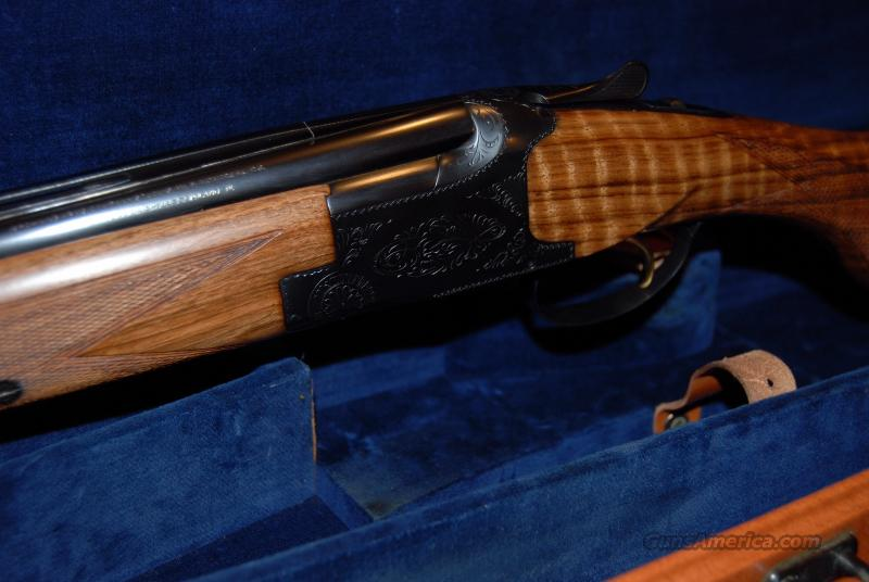 Browning Superposed 1959  20 gauge   Guns > Shotguns > Browning Shotguns > Over Unders > Belgian Manufacture