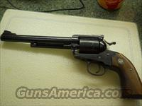 Ruger Bisley 41 magnum  Guns > Pistols > Ruger Single Action Revolvers > Blackhawk Type
