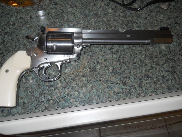 Custom Clements Bisley  Guns > Pistols > Ruger Single Action Revolvers > Blackhawk Type