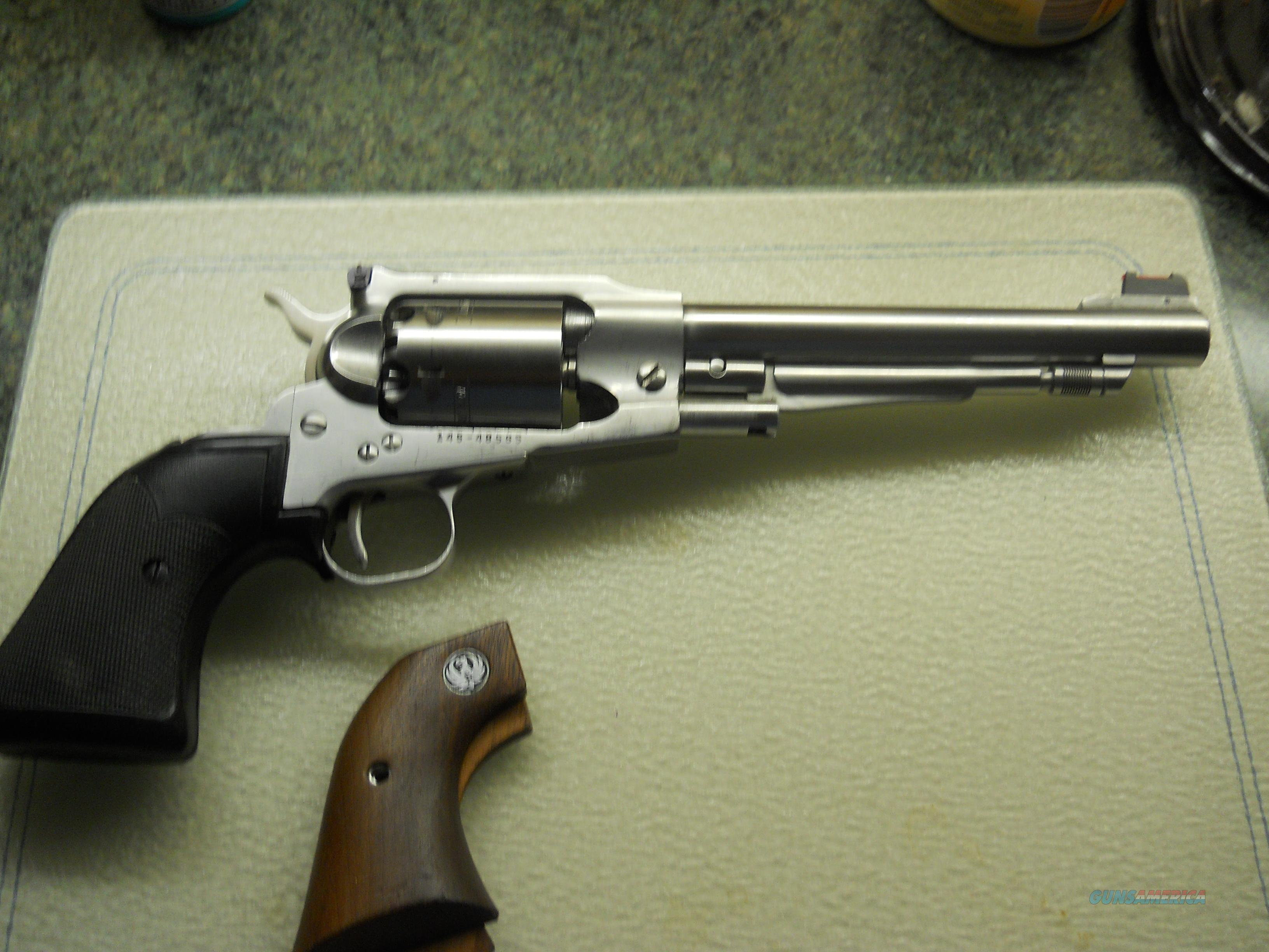 Ruger Old Army  Guns > Pistols > Ruger Cap & Ball Revolvers