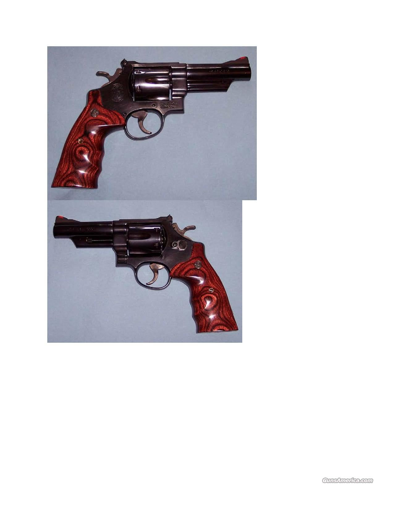 "Minty S&W 25-5 in 45 Long Colt, 4"" Barrel  Guns > Pistols > Smith & Wesson Revolvers > Full Frame Revolver"