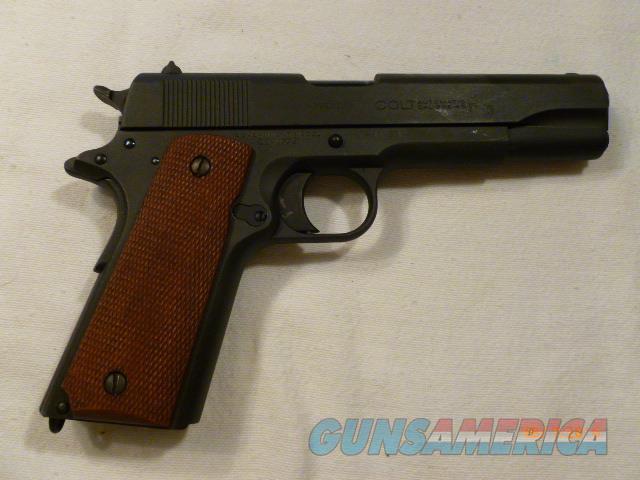 Colt 1911 Pre War Commerical  Guns > Pistols > Colt Automatic Pistols (1911 & Var)