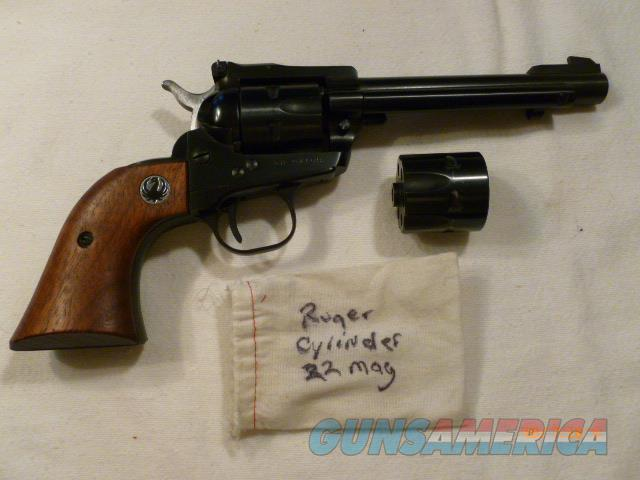Ruger Single Six 22/22mag  Guns > Pistols > Ruger Single Action Revolvers > Single Six Type