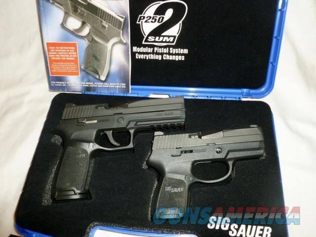 Sig P250F-9-2SUM  Guns > Pistols > Sig - Sauer/Sigarms Pistols > P250