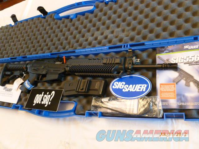 Sig Sauer 556 Classic  Guns > Rifles > Sig - Sauer/Sigarms Rifles