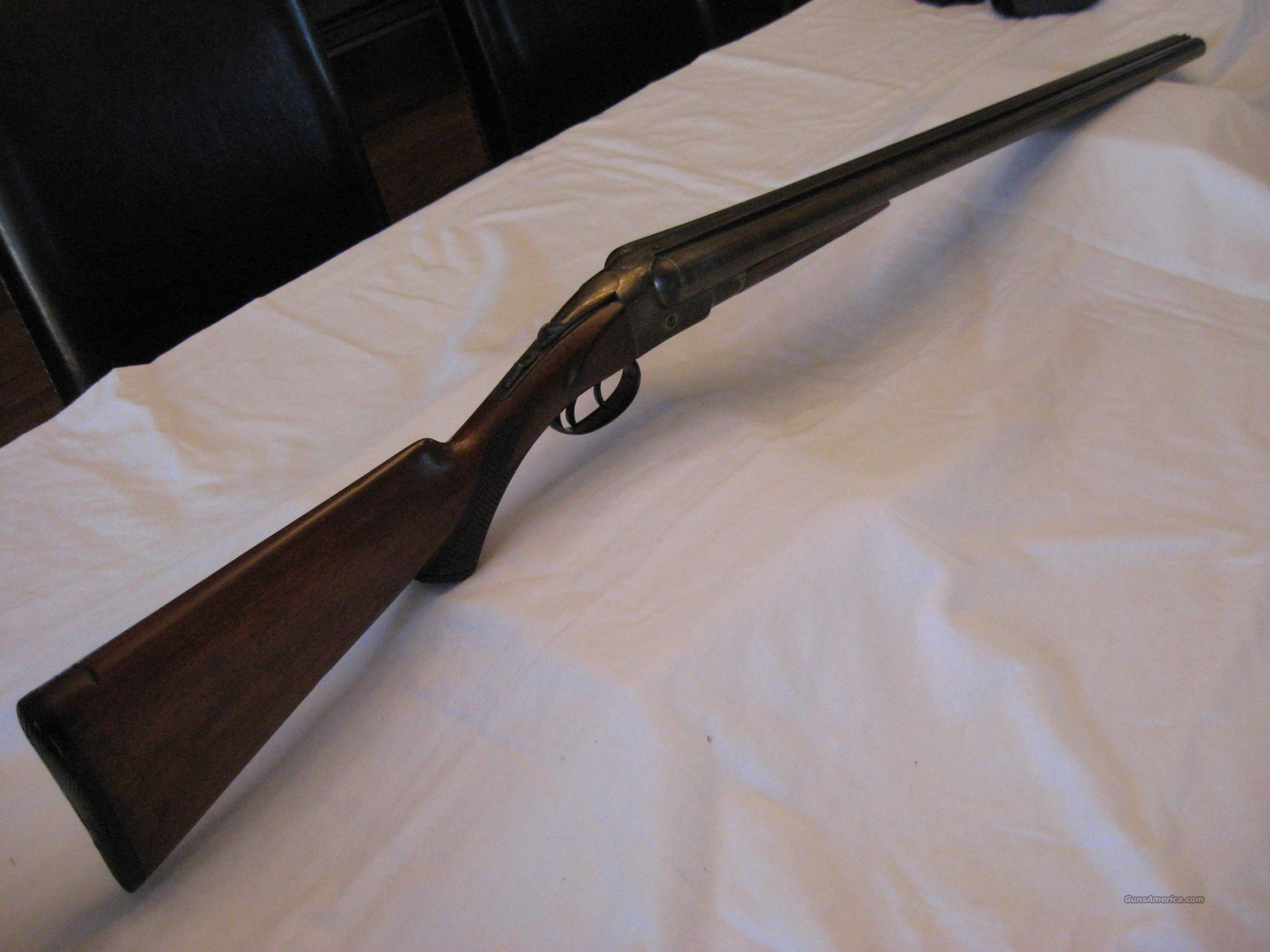 Hopkins and Allen  Guns > Shotguns > H Misc Shotguns