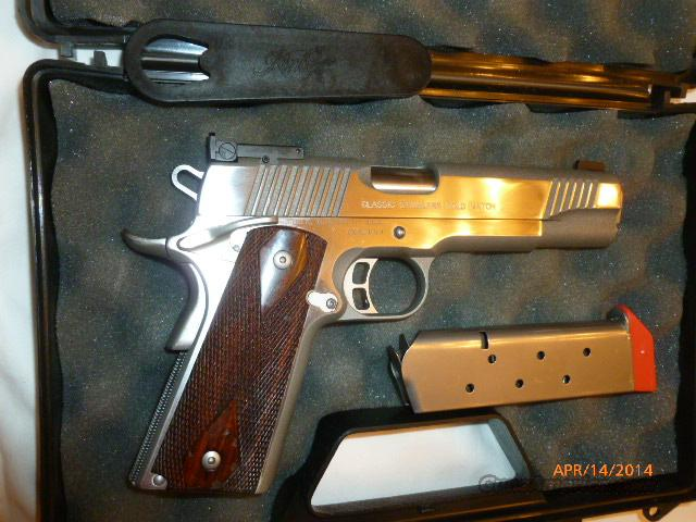 Kimber Gold Match  Guns > Pistols > Kimber of America Pistols